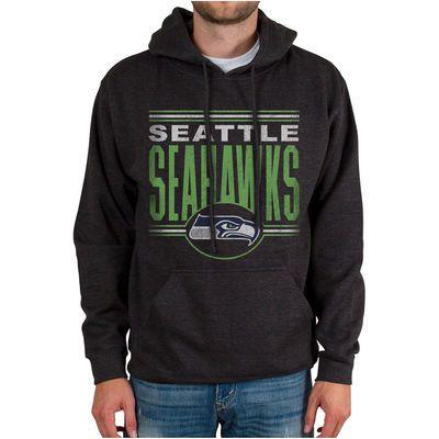 Seattle Seahawks Kickoff Pullover Hoodie – Gray