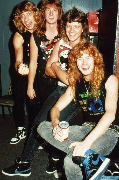 Megadeth: Another Time, A Different Place | powerHouse Books