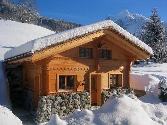 Newer chalet in Berner Oberland