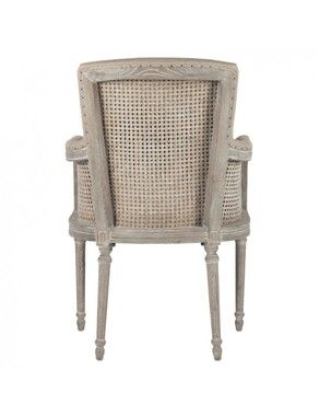 Aidan Gray Moss Dining Arm Chair