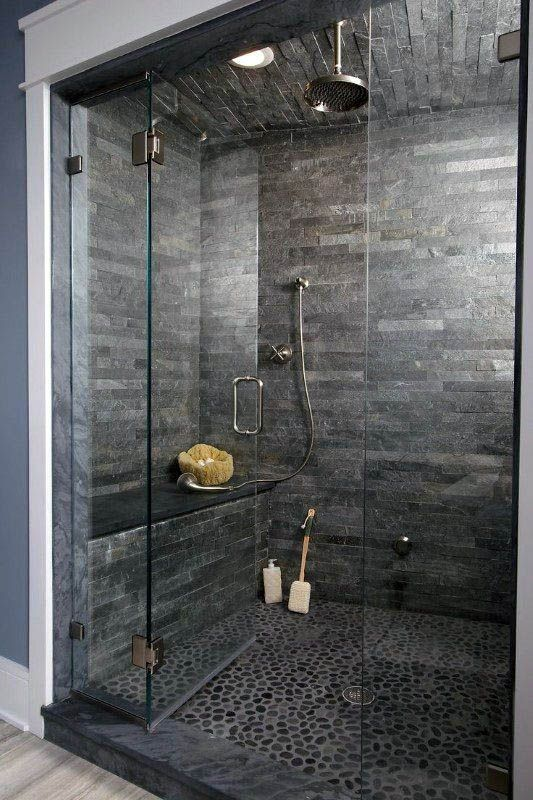 39 Luxury Walk In Shower Tile Ideas That Will Inspire You Modern