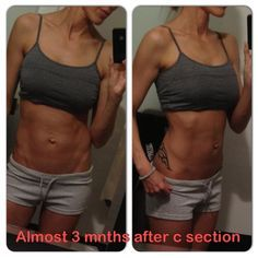Flat Abs 3 Months After C Section I Used These 5 Moves C Section Workout After C Section Workout Workout For Flat Stomach