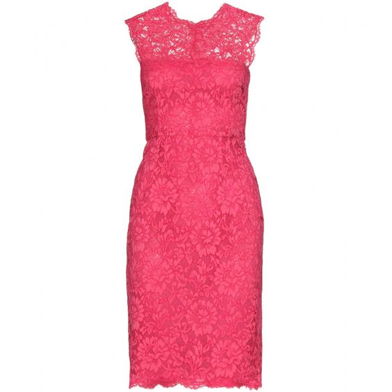 OMG... I'm just in love with ... Valentino - KLEID AUS CHANTILLY-SPITZE - mytheresa.com GmbH