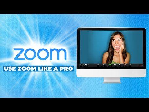 Zoom Tips Tricks Hacks You Should Try 2020 Use Zoom Like A Pro Youtube Teacher Technology Online Teaching Parents As Teachers
