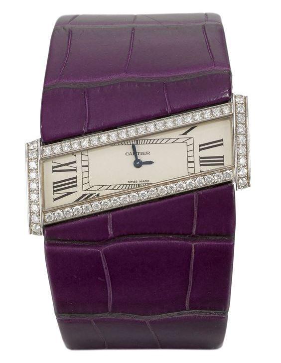 Cartier Divan Diagonale