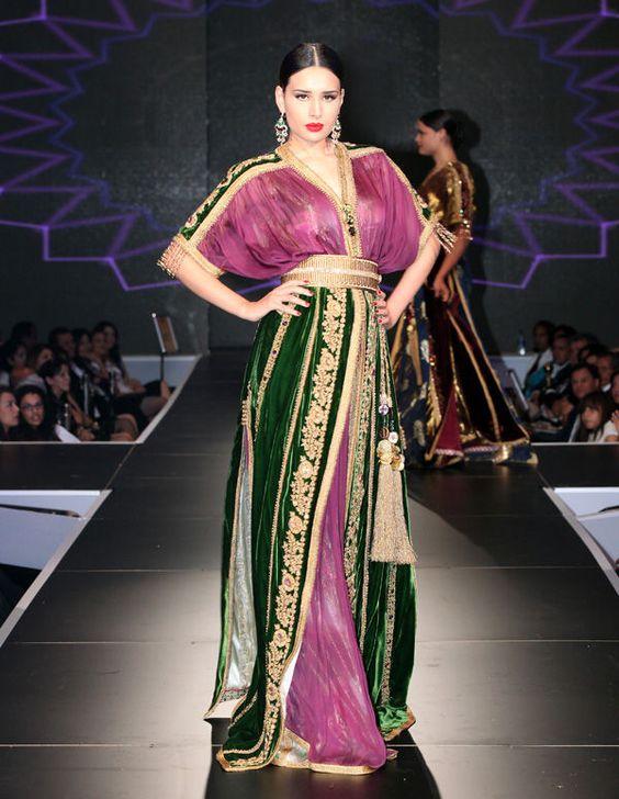 Vente Caftan haute couture marocaine : Forum Dziriya.net