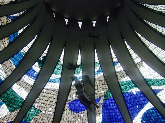 Catedral Metropolitana de Brasília - Foto: Arquiteta Cláudia F. Ferreira