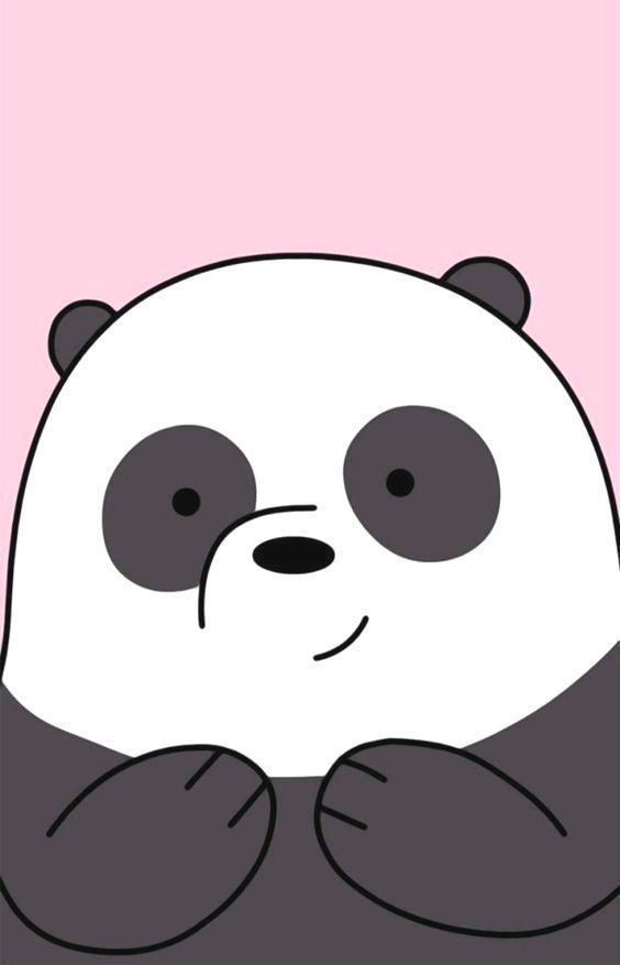Fondos Pantalla Coleccion De Fondos De Pantalla Escandalosos Kawaii Polar Panda Y Pardo Para Celular Fondo De Pantalla Oso Fondos De Pantalla Panda Pandas