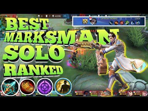 8 Minute To Pro Granger Marksman Best Marksman Granger New Build 2020 Youtube In 2020 Mobile Legends Youtube Live Granger
