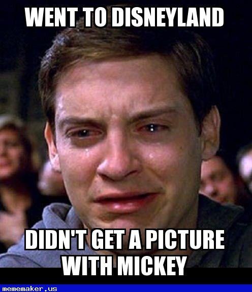 Funny Disneyland Meme : Image gallery disneyland meme