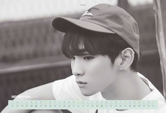 {SCAN} SHINee - Official 2016 Season's Greetings Calendar - posted in Photos: HQ SCAN                                                                                                     ...