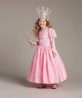 Glinda The Good Witch Costume for Girls
