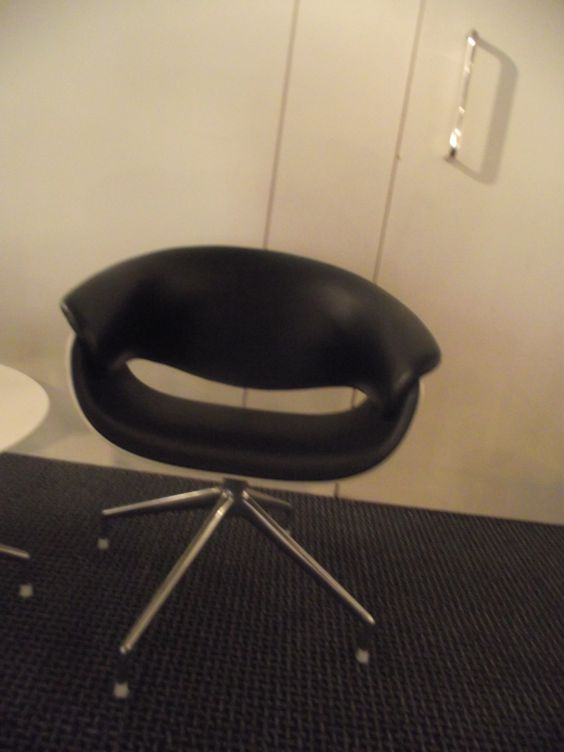 Version of an Eames chair from the Conran store