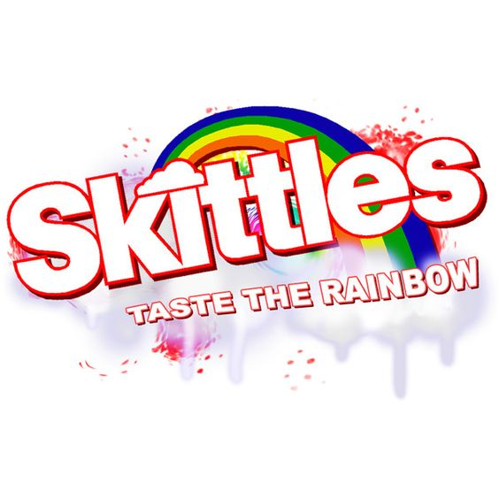 Skittles ❤ liked on Polyvore featuring quotes, food, skittles, backgrounds and extras