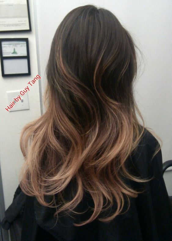 Rose Gold Ombre by Guy Tang | Yelp