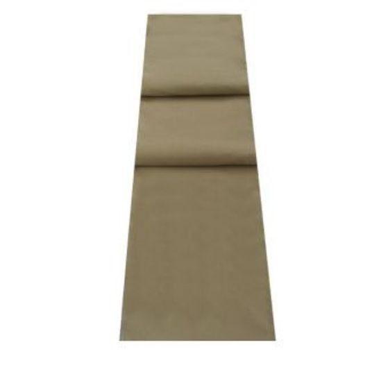 Olive Green Linen Feel Table Runner in Home, Furniture & DIY, Cookware, Dining & Bar, Tableware, Serving & Linen | eBay