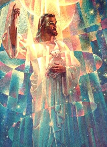 Ascended Master Jesus Christ: