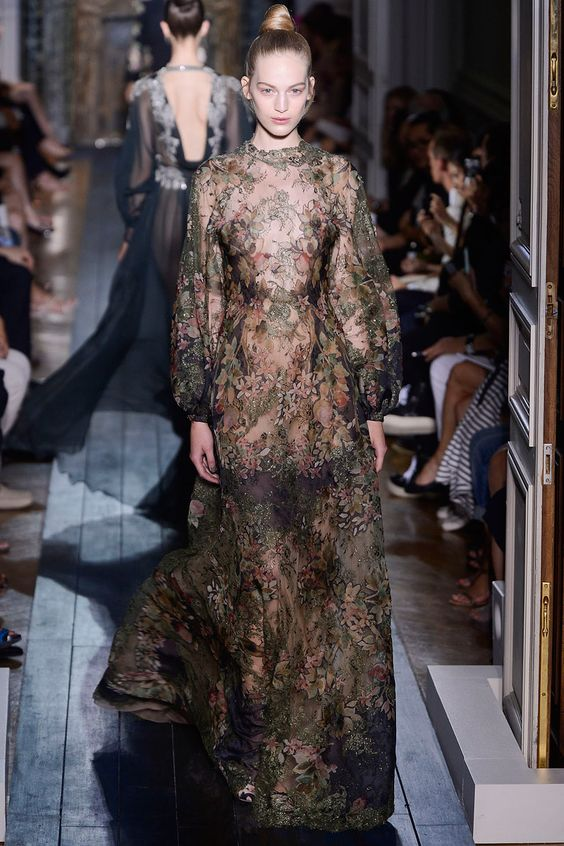 Valentino / Fall 2012 Couture