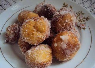 Ricette brasiliane del lunedì: bolinhos de chuva ~ Cultura Brasil