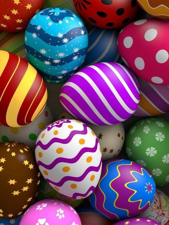S'CALE vous souhaite à tous nos amis pintorest une joyeuse pâques: