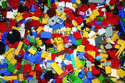LEGO 1000 SMALL Modification Detail Bricks Parts BULK LOT all very small pieces