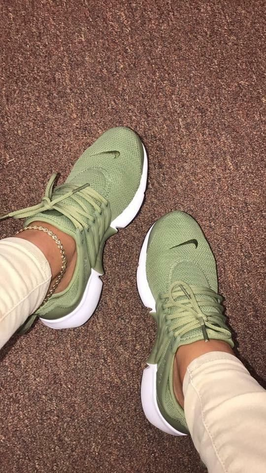 shoes, army green, olive green, green, sneakers, nike shoes