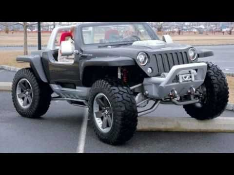 Hot All New Jeep Hurricane Extreme Youtube Dzhip