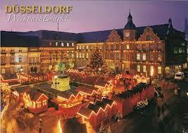 Duesseldorf - Altstadt Weihnachtsmarkt