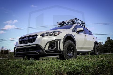 Lp Aventure Big Bumper Guard 2018 2020 Crosstrek Lp Aventure Inc In 2020 Subaru Crosstrek Subaru Subaru Crosstrek Accessories