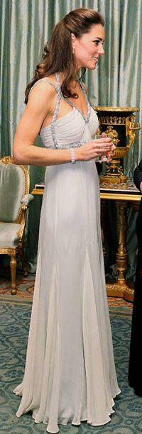 Kate loking bridal