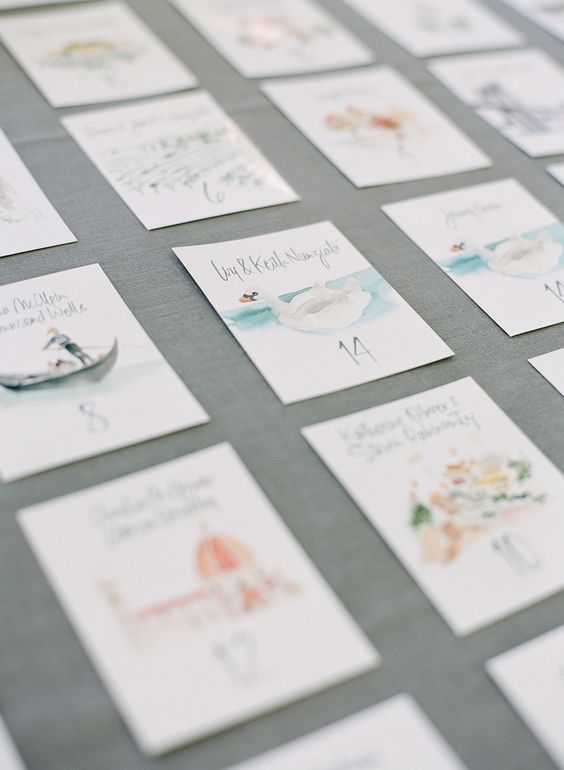 Photography : Jose Villa Photography | Stationery : Julie Song Ink Read More on SMP: http://www.stylemepretty.com/2016/10/12/fall-wine-country-garden-wedding/