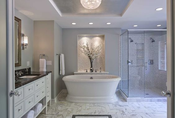 Bathroom Trends Serene And Clean Vinyls Toilets And