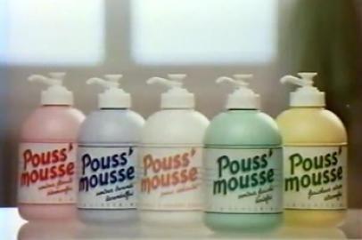 Pouss' mousse, on pousse et ça mousse ! C'est bien plus malin pour se laver les…