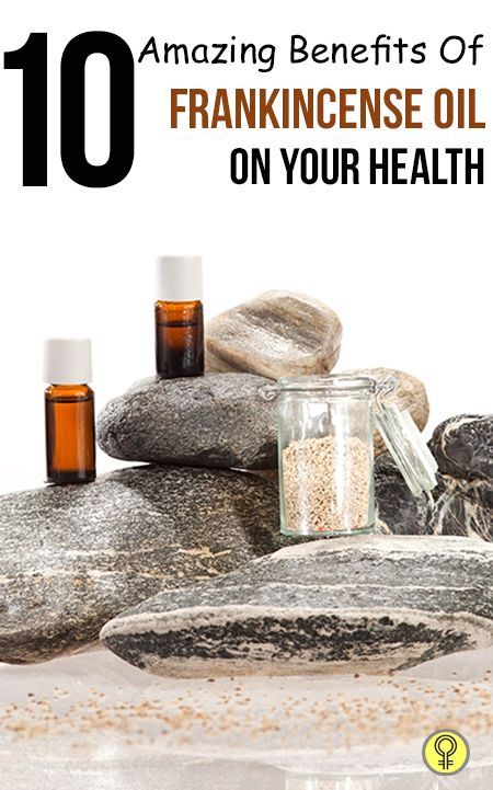 10 Amazing Health Benefits Of Frankincense Oil