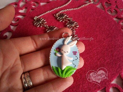 #coniglio #coniglietto #fimo #creazioni #franzin