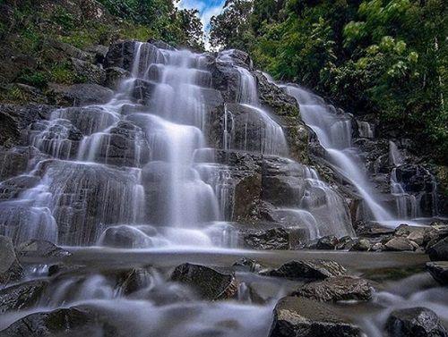 Sarasah Ulu Gadut Waterfall