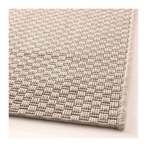 MORUM Teppich flach gewebt IKEA Lässt sich dank der