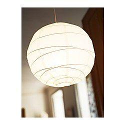 REGOLIT Pantalla para lámpara de techo - IKEA 2,99€