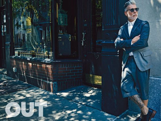 Nick Wooster Out Magazine