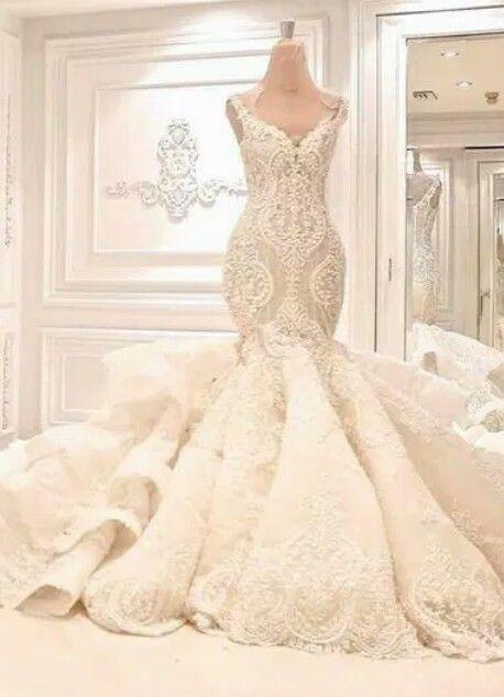 Pinterest the world s catalog of ideas for Jacy kay wedding dress