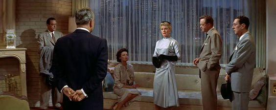 black widow 1954 movie | Love Those Classic Movies!!!: Black Widow (1954) film noir with Rogers ...