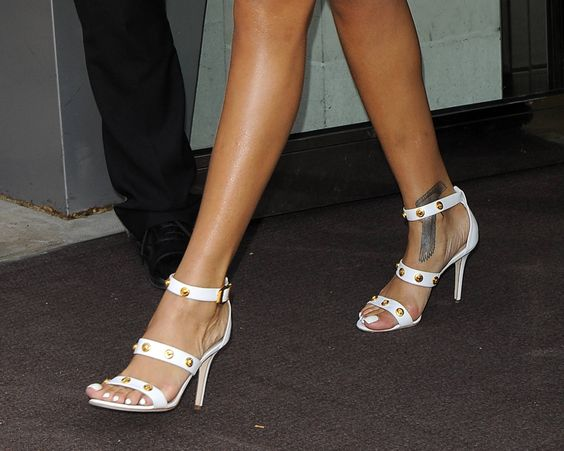 Rihanna Toes: Pinterest • The World's Catalog Of Ideas