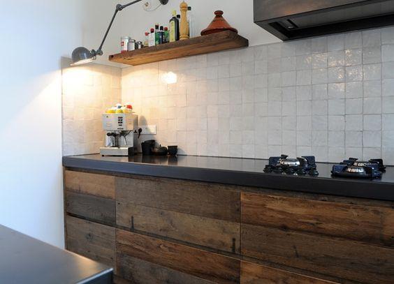 Keuken Zonder Bovenkast : eikenhouten%2520keuken1%255B4%255D.jpg] Kitchen inspiration