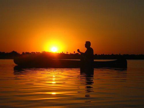 #Agua #Aire #Sol #Hombre #Bote