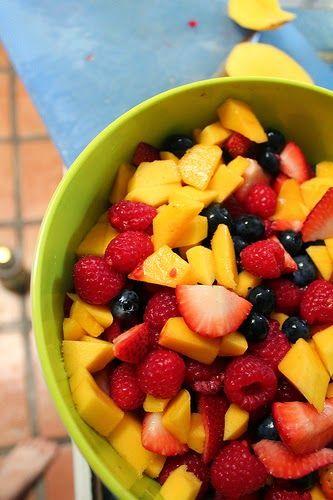 Cuisine maison d 39 autrefois comme grand m re recette de - Salade de fruits maison ...