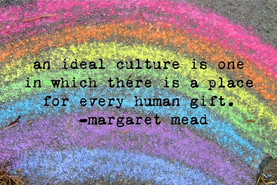 Margaret Mead ~ One of the best cultural anthropologist ever.