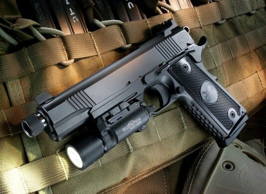 Nighthawk Custom Firearms specializing in quality handcrafted ...