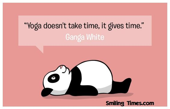 YOGA LOVE HAPPY SMILE