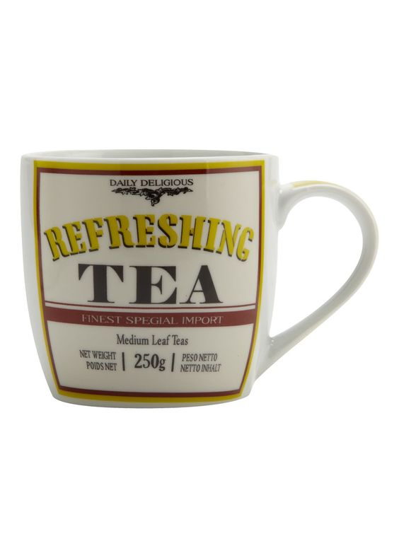 Matalan - Retro Tea Mug