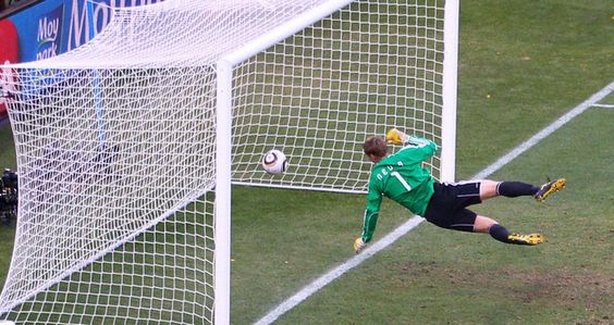 Football's world governing body FIFA has agreed to allow the introduction of goal-line technology after it was approved by the International Football Association Board. (via Sky Sports)